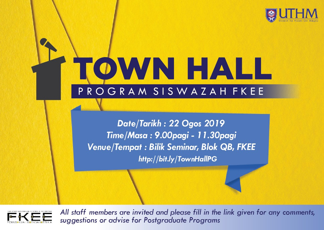 Town Hall PG FKEE